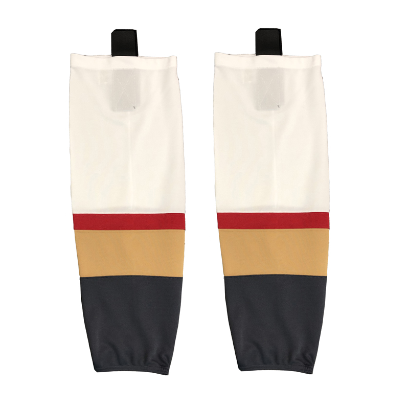 COLDINDOOR 100 Polyester Ice Hockey Socks Cheap Shin Guards For Team XW060 high quality men women sport