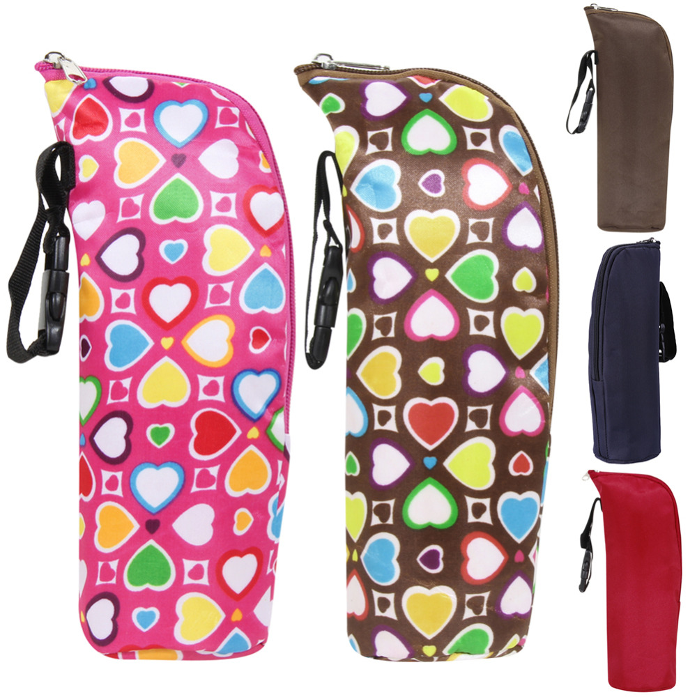 350ml Baby Bottle Insulation Holder Bag Water Warmers Baby Stroller Hanging Bags Travelling Kids Bottle Organizer Bag Baby Care350ml Baby Bottle Insulation Holder Bag Water Warmers Baby Stroller Hanging Bags Travelling Kids Bottle Organizer Bag Baby Care