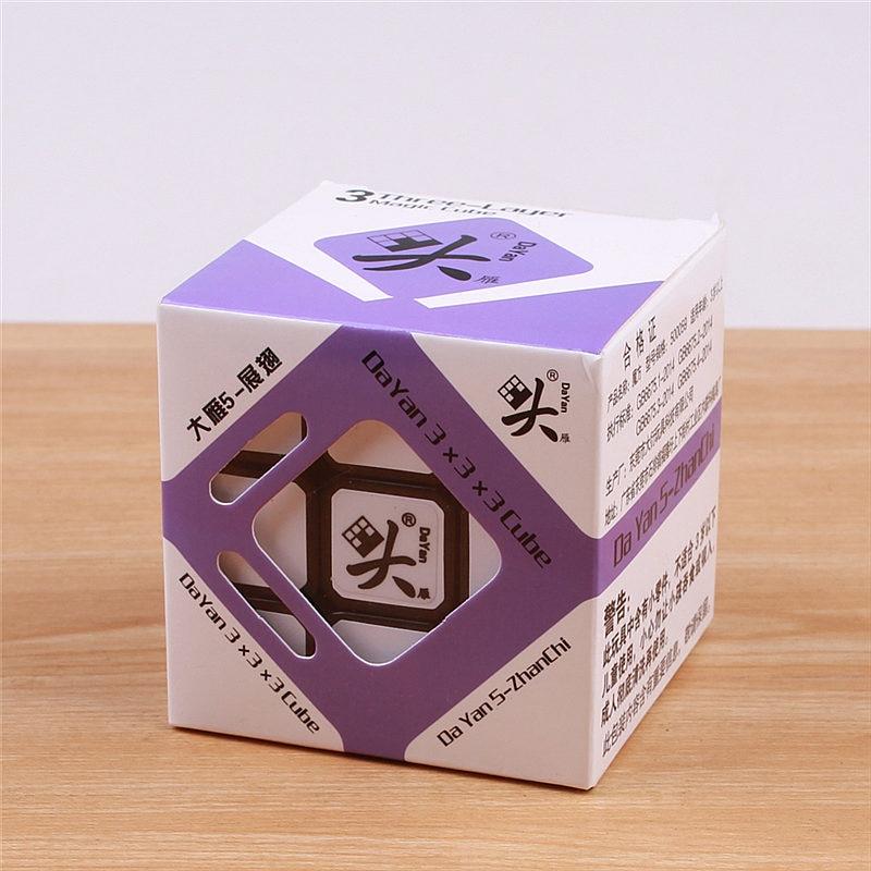 57mm 3x3x3 dayan 5 zhanchi magisk hastighet kub pussel ultralätt - Spel och pussel - Foto 6