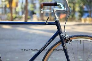 Image 3 - Volante clásico de aluminio para bicicleta, manillar retro para bicicleta, piezas para bicicleta CSW013