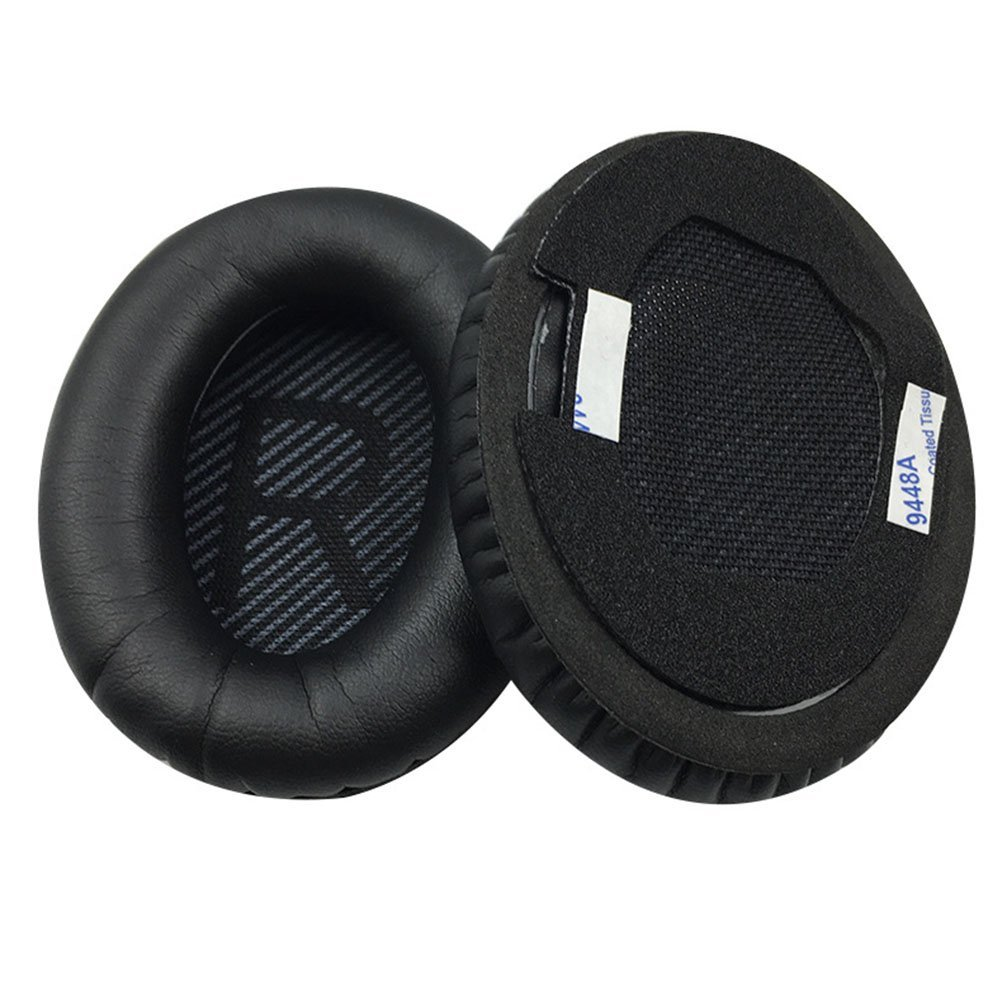 Hot Deal Replacement Earpads Ear Pad Foam Ear Pad Memory Foam Replacement Ear Cushion For BOSE QuietComfort15 QC2 QC15 QC25 QC35