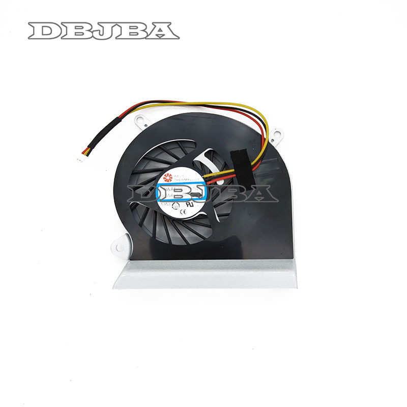 New Fan For MSI GP60 GE60 16GA 16GC series 3pin A166 laptop CPU Cooling Fan new laptop cpu cooling fan for samsung dp700a3b 23 aio ba31 00119a