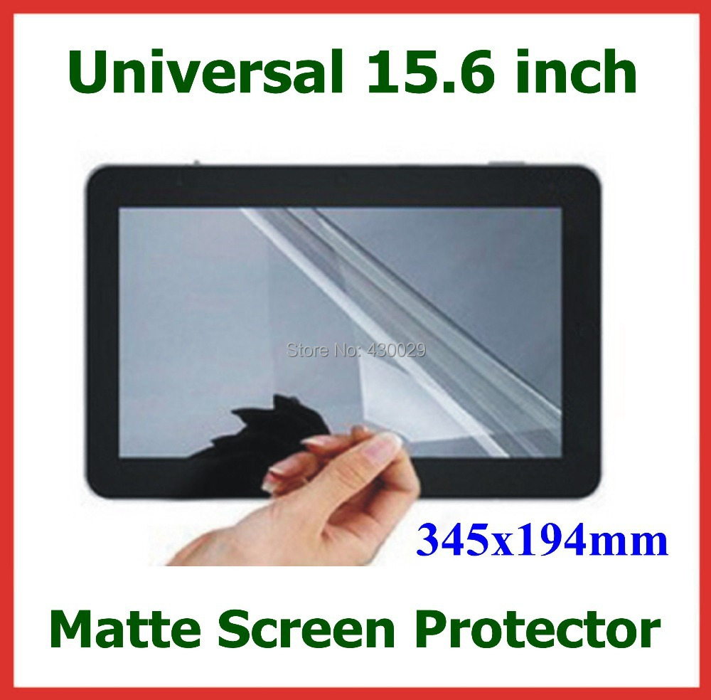Laptop Monitor Screen Protector Led Desktop Lcd Universal 5pcs 156 Matte Protective Film For Pc Anti Glare Inch Size 345x194mm