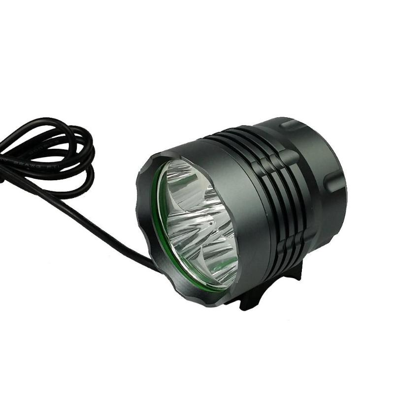 8000LM CREE XML T6 5x LED Bicycle Bike Lamp Headlamp Headlight Head Torch L bike bicycle xml t6 led headlamp headlight zoomable adjustable head light
