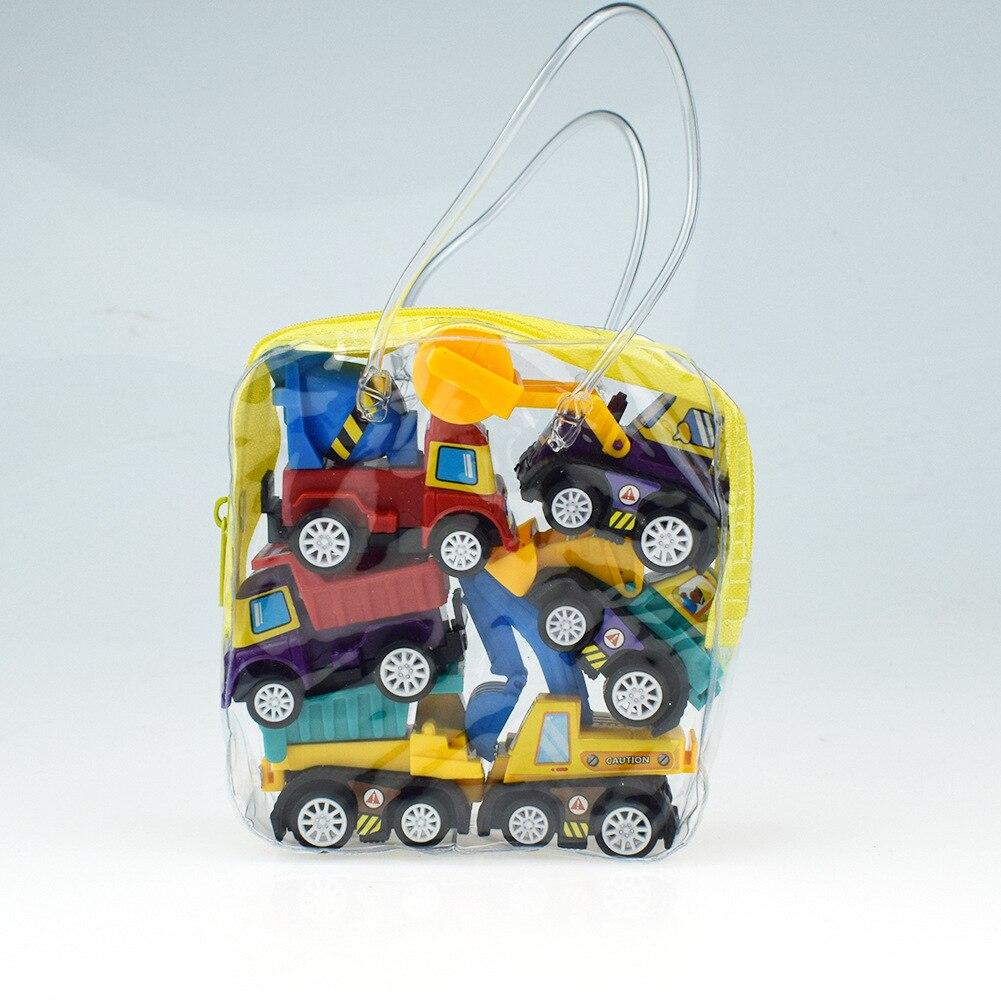 6pcs mini cars 2