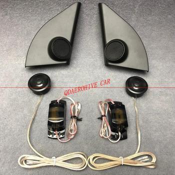 QDAEROHIVE oryginalne głośniki wysokotonowy samochód stylizacji Audio trąbka głowy głośnik włącznik do toyoty RAV4 2014-2018 tanie i dobre opinie Speakers Tweeter FRONT china