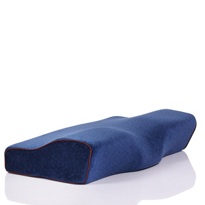 Image 4 - YR Memory Foam Pillow For Sleep Cervical Pillows Butterfly Shaped Memory Pillows Relax The Cervical Spine Adult Slow Rebound