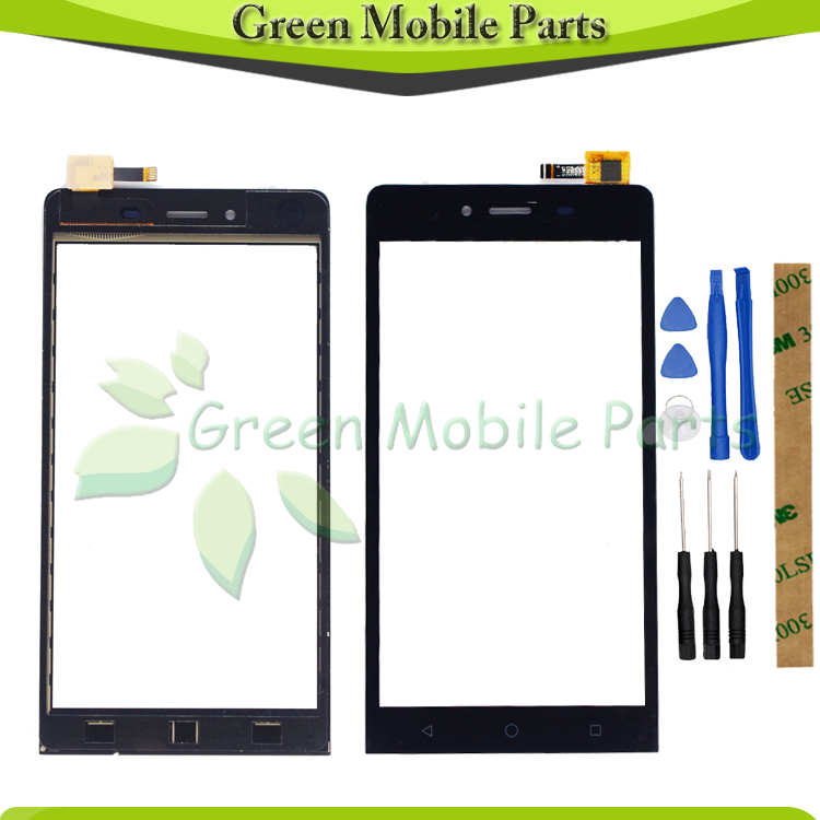 100% Tested Touchscreen Sensor For Micromax Canvas Q354  Touch Screen Digitizer Front Glass Lens Panel Replacement