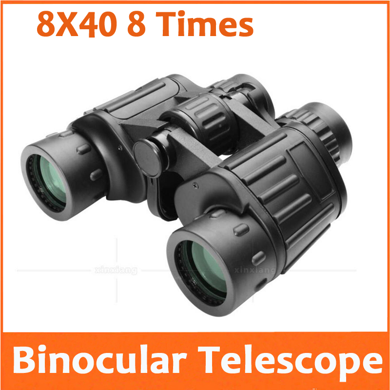 8X 40mm Outdoor tourism bird watching Travel Concert Camping Telescope Binocular 8 Times Birthday Gift Educational Telescope