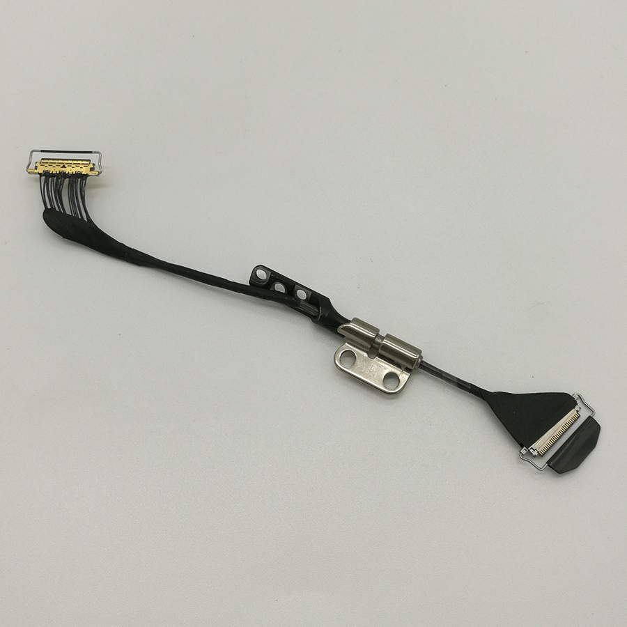 5 Pieces New LCD LED LVDS Cable For Macbook Air 11 A1465 2012 2013 2014 2015 original a1419 lcd screen for imac 27 lcd lm270wq1 sd f1 sd f2 2012 661 7169 2012 2013 replacement