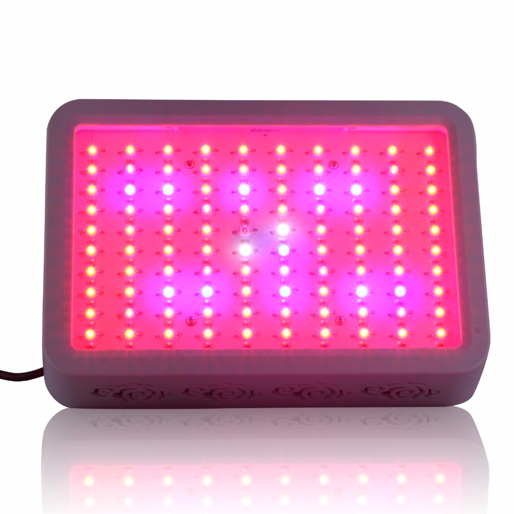 Free local shipping Full Spectrum 300W Led Grow Light for Hydroponic Indoor greenhouse plants Veg Growing  CE FCC RoHs approved now foods candida support 90 veg capsules free shipping