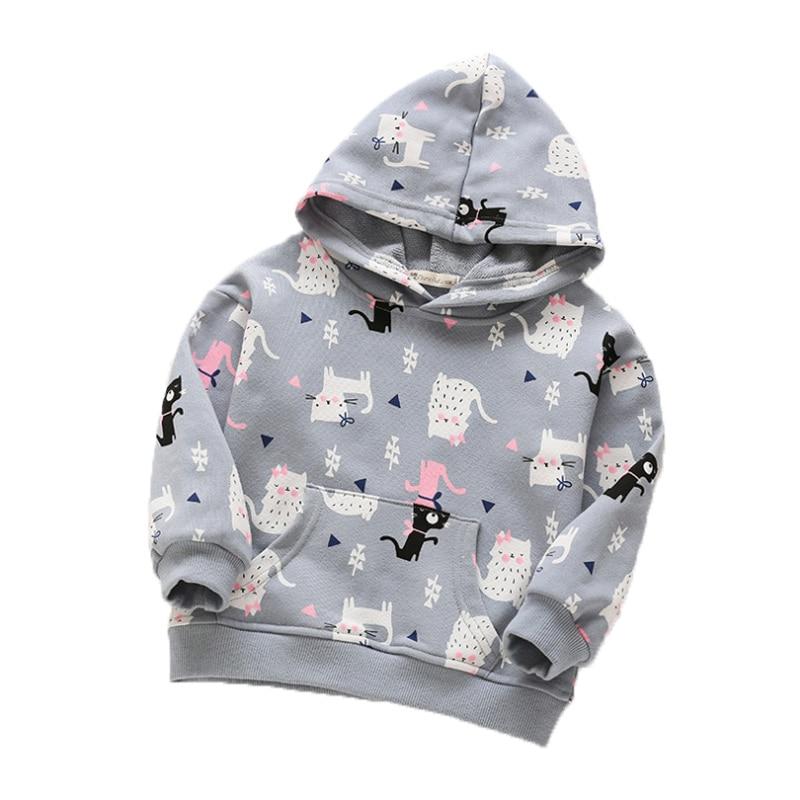 Mutter & Kinder Freundschaftlich Ykb Mode Baby Mädchen Kleidung Mädchen Sweatershirt Für Mädchen Hoodies Für Mädchen Kleidung Kinder Kinder Kleidung Volle Hülse