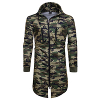 Brand 2017 New Fashion Spring Autumn Winter Mens Hoodies Camouflage Style Hoodie Army Sweatshirt Tracksuit Male