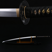ФОТО Samurai Sword 1095 Carbon Steel Clay Tempered Real Japanese KATANA Full Tang Razor Sharpness Battle Ready  Clearance Sale