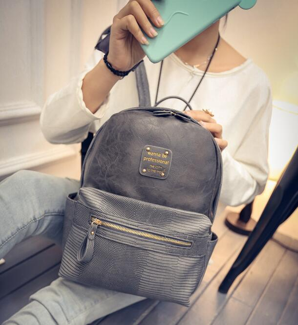 ФОТО backpack s new western style Pu snake leather shoulder bag all-match fashion women's   FREE SHIPPING