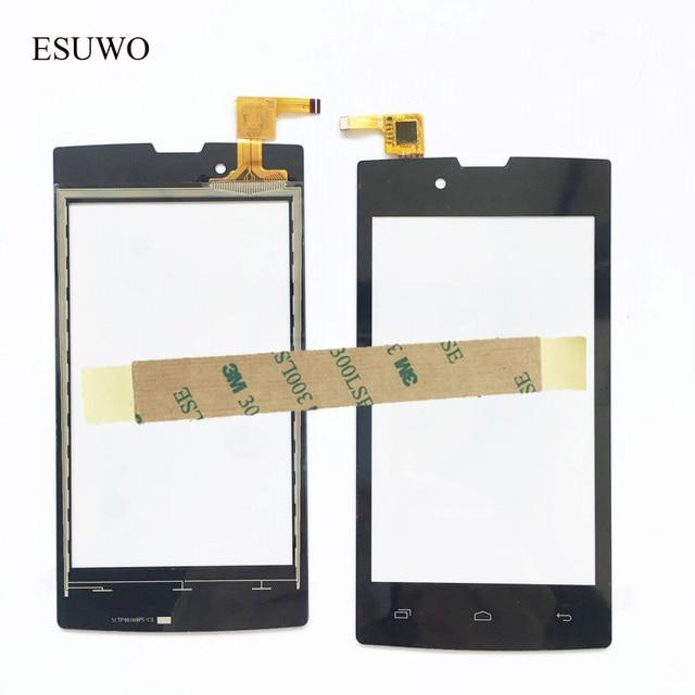 ESUWO Touch Screen For Beeline smart 6 smart6 Smartphone Touchscreen Digitizer Panel Front Glass Sensor Lens