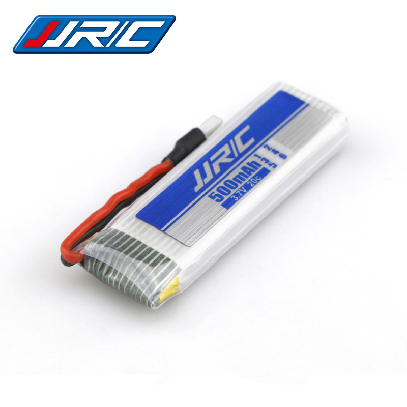Original <font><b>battery</b></font> for JJRC H37 RC Quacopter Spare Parts Accessories 3.7V 500mAh li-po <font><b>Battery</b></font> <font><b>721855</b></font> For H37 3.7V <font><b>BATTERY</b></font> 1Pc's image