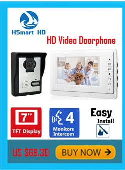Video Door Phone Audio Visual Intercom