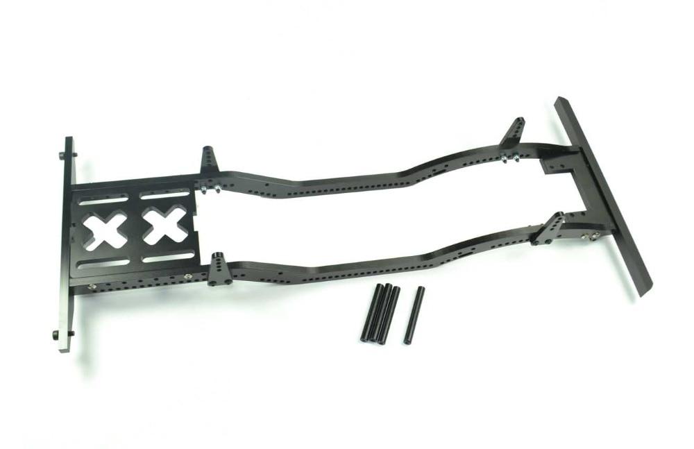 1/10 rock cralwer rahmenträger chassis brace für axial scx10 d90 ...