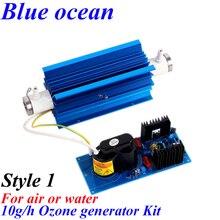 Ce EMC LVD FCC refrigerado por agua piscina ozonizadores