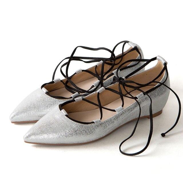 Elegant Flat Shoes For Women