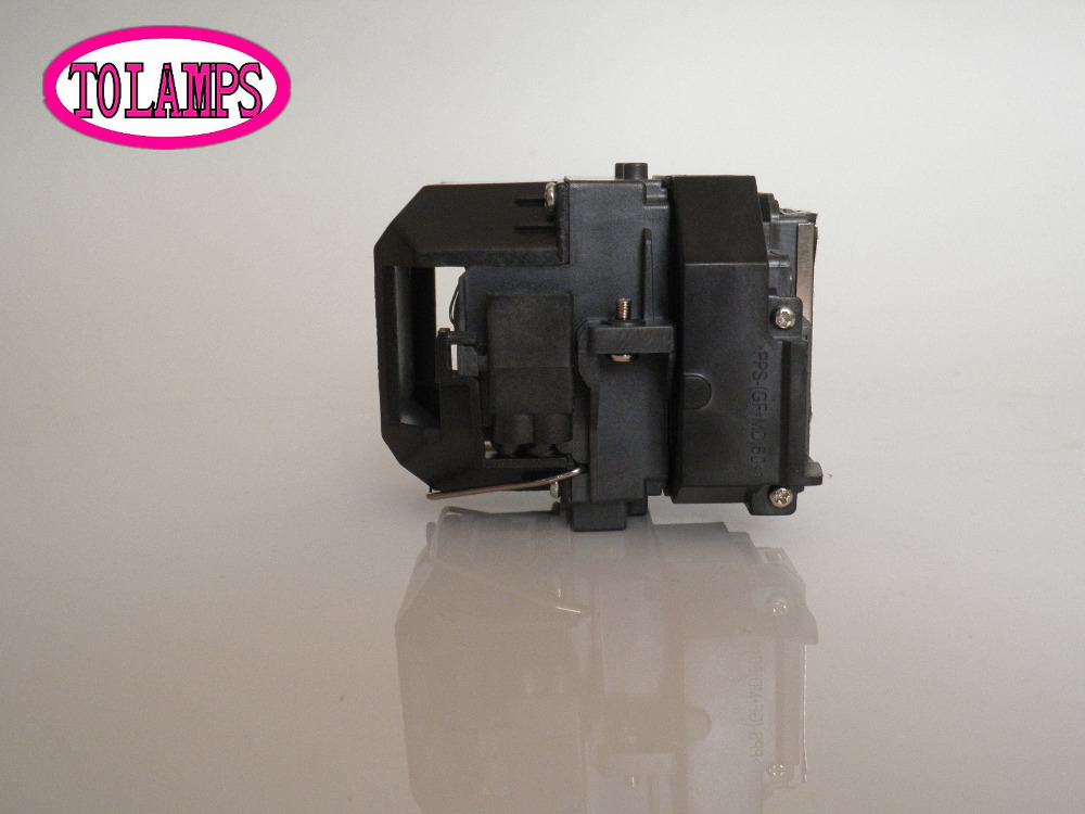 ELPLP57 Original Projector Lamp Module with housing for epson EB-440W / EB-450W / EB-455Wi / EB-460 / EB-465i / 450We elplp57 v13h010l57 lamp for eb 465i eb 460 eb 455wi eb eb 450w eb 440w powerlite 450w brightlink 450wi eb 450wi eb 465i h318a