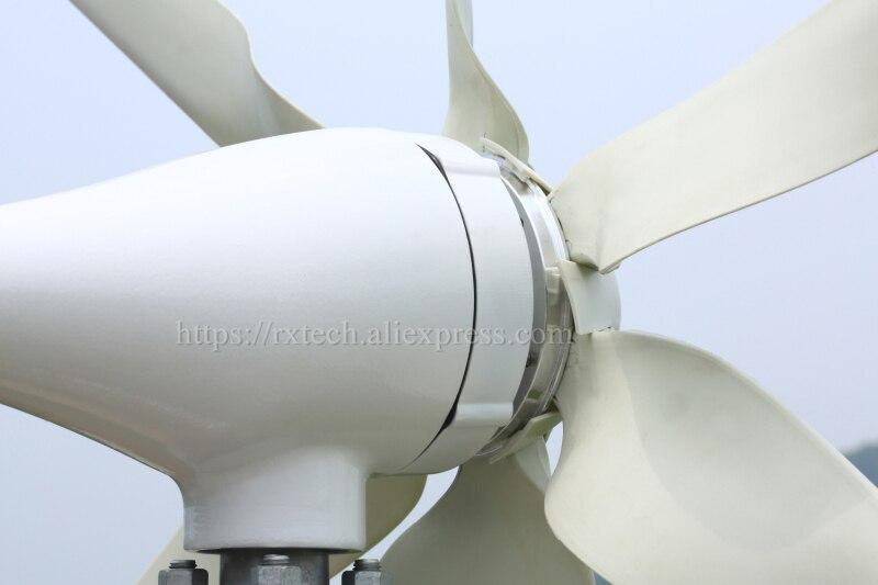turbina eólica apto para lâmpadas de rua,