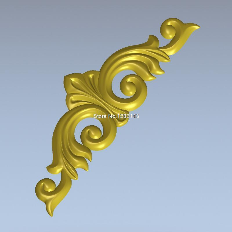 High Quality New 3D Model For Cnc 3D Carved Figure Sculpture Machine In STL File 3D Furniture Decoration Decor_76