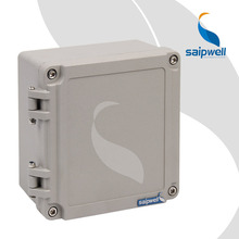 160*160*86mm  Painting Spraying  Aluminum Enclosure/ Hinge Type  Project Box Enclosures for Electronics  (SP-AG-FA62-1)