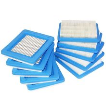 00424 491588S reemplazo del filtro de aire apto para Briggs Stratton, azul