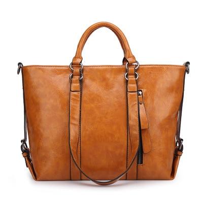 ФОТО Black or brown women's fashion single shoulder bag very hot handbag