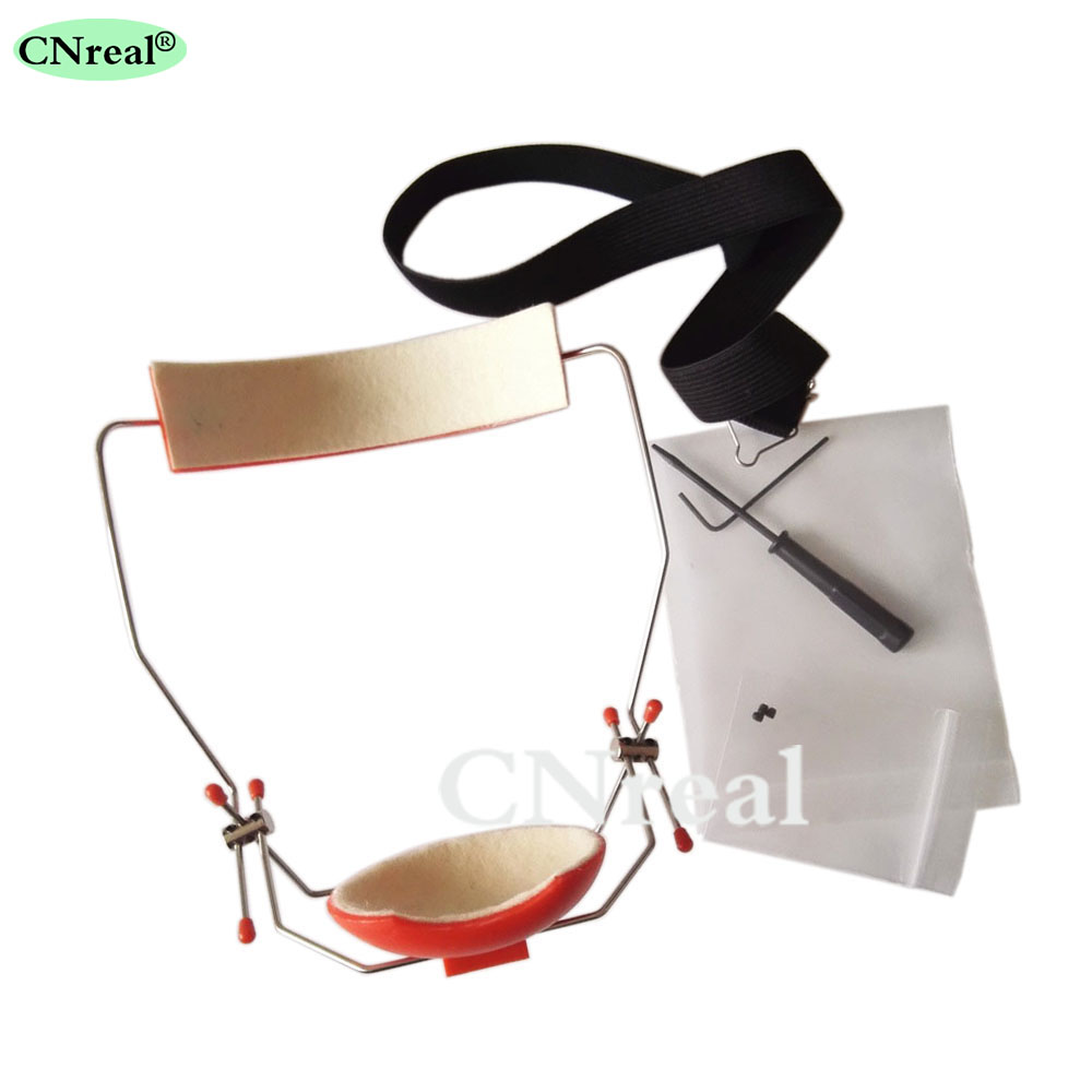 1 piece Dental Orthodontic Forward pull Headgear Traction Equipment Device Instrument Mask type Adjustable in Teeth Whitening from Beauty Health