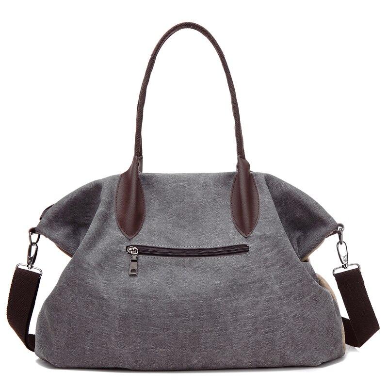 Canvas Sport Gym Bag For Women Fitness Shoulder Bag Lady Travel Duffel Handbag 3 Colors Stylish Yoga Gym Tote Sac De Sport