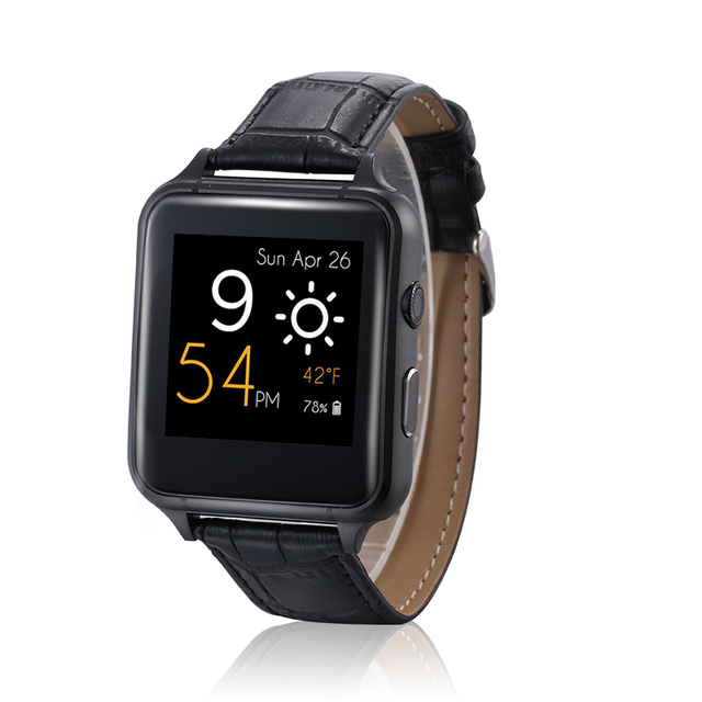 Espanson X7 Smart Watch Digital Wrist with Men Bluetooth Electronics SIM Card Sport Smartwatch camera For iPhone Android Phone