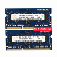 Lifetime Warranty For Micron DDR3 2GB 1600MHz PC3 12800S DDR 3 2G Notebook Memory Laptop RAM