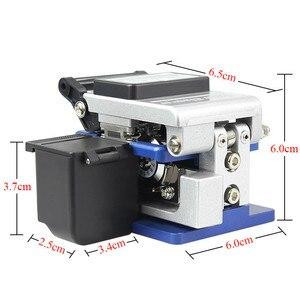 Image 2 - קשר קר ייעודי מתכת סיבי קליבר FC 6S חיתוך סיבי סכין סיבים אופטי כבל חותך סכין ftth כלי