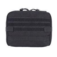 Outdoor الادارية الحقيبة التكتيكية العسكرية رخوة الحقيبة موضوع طقم الطبية حقيبة فائدة الحقيبة للتخييم المشي الصيد كيس