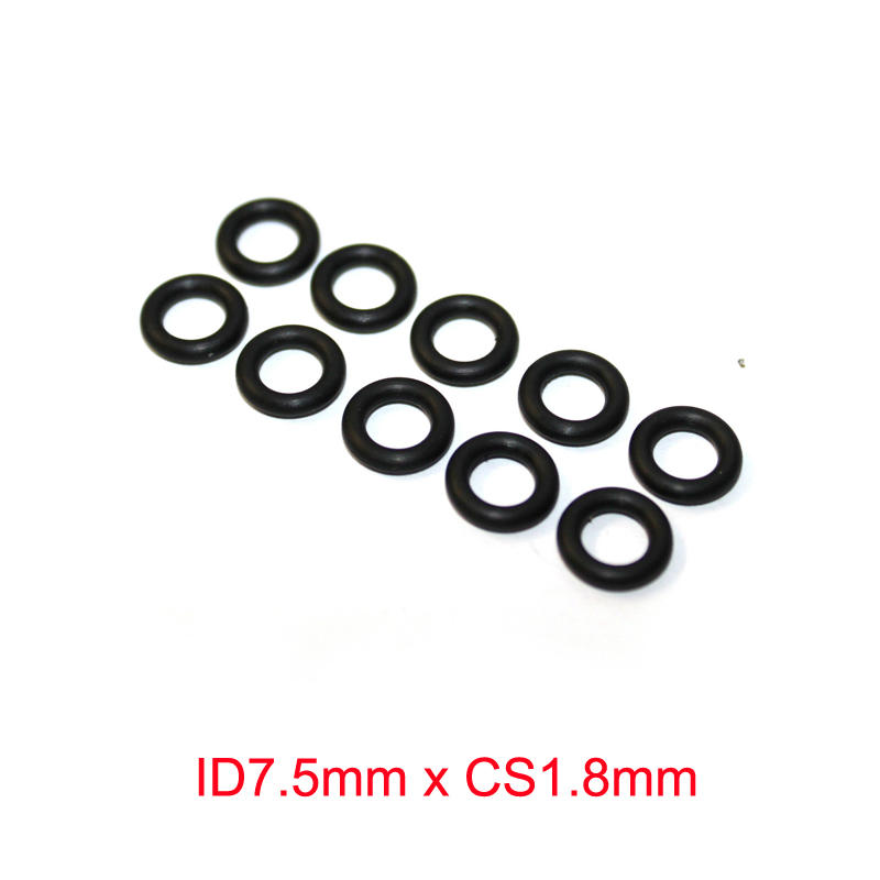 ID7 5mm x CS1 8mm NBR O Ring Sealing Rubber Gaskets in Gaskets from Home Improvement