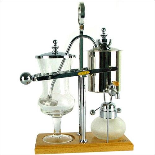 Belgium Royal Coffee Maker Royal balancing siphon coffee maker Siphon Cafe font b Chemistry b font
