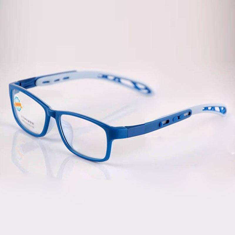 HEJIE Safe Kids Silicone   ULTEM Armações de Óculos Meninos Meninas  Crianças 51 15 135mm Miopia Frame Ótico Com o Tamanho Da Cadeia 1070 em  Armações de ... 8474c13fe6