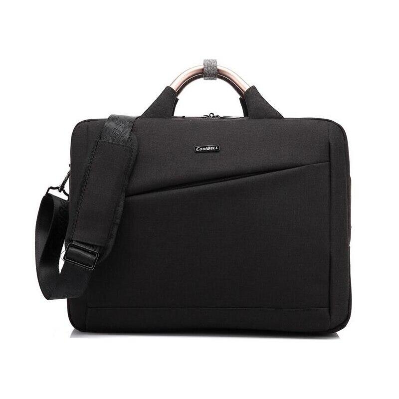 ФОТО 2016 New Hot selling 15.6 inch Multifunctional Briefcase Shoulder Bag Business Laptop Handbag Laptop Bag
