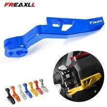 For YAMAHA TMAX 500 2008-2011 T-MAX 530 2012-2016 XP530 XP500 2009 2010 2013 2014 Motorcycle CNC Aluminum Parking Brake Lever недорго, оригинальная цена