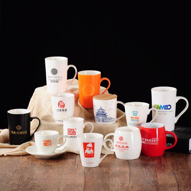 Assez DIY Café Tasse Impression Logo Personnalisé En Céramique Tasse de  SH45