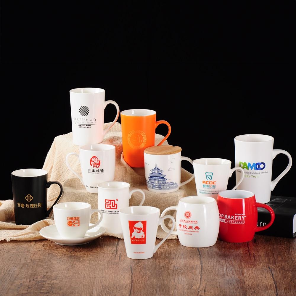 Tazze Da Te Personalizzate us $135.0 |spsco fai da te tazza di caffè stampa logo personalizzato tazza  di caffè di ceramica tazze 11 oz tazze bianche testo personalizzato|diy
