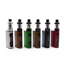 D'origine Eleaf iStick QC 200 W avec Melo 300 Kit 5000 mAh TC BOÎTE MOD melo 300 réservoir cigarette électronique atomiseur et batterie