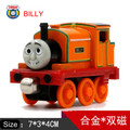Diecast Metal Thomas and Friends Train One Piece BILLY Megnetic Train Toy The Tank Engine Trackmaster Toy For Children Kids