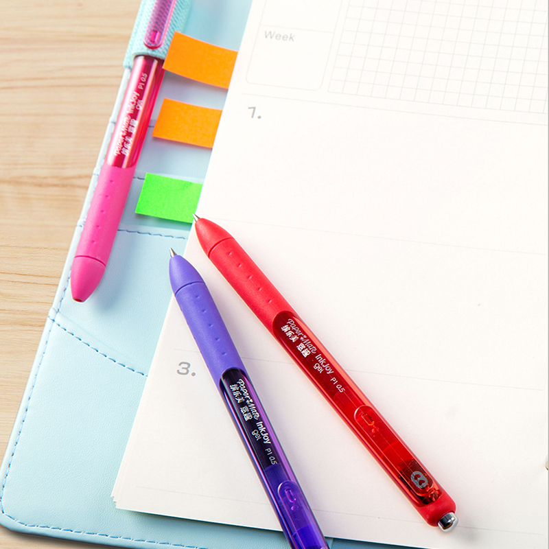 Canetas Gel caneta sinal caneta de tinta Característica da Caneta de Tinta Gel : Normal