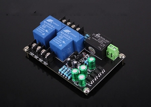 Image 2 - AC 220V Speaker Protection Board 30A Relay High power Delay start Board for Max 900W Amplifier Board