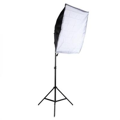 3 в 1 фотостудия комплект держатель ламп 4 осветительная стойка 2 м, 50x70 см софтбокс с бесплатной доставкой - 5