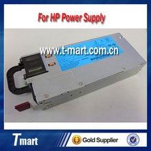 100% рабочий сервер питания для hp dl360 380 g6 g7 499250-201 511777-001 460 Вт, полностью протестированы